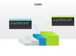 多彩楼梯图示