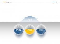 三部分水晶球图示