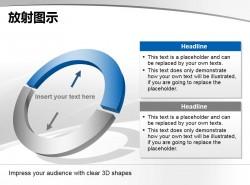 放射图示之圆环