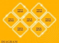 黄色发光重叠关系
