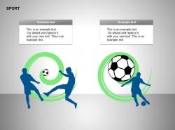 两部分足球比赛插图文字说明