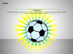 足球背景图示文字说明