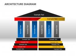 上层建筑架构图全彩图