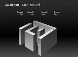 四部分介绍迷宫图示2