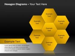 单项解说六角拼图