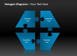 六角拼图之四大版块
