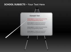 教学白板PPT模板下载