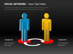 面对面的沟通PPT下载