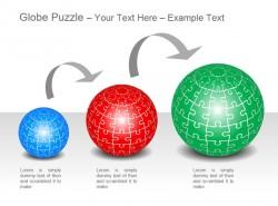 三部分介绍多彩地球拼图
