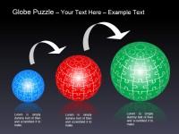 地球之谜全彩拼图说明