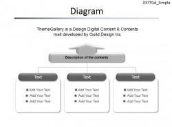 便签三部分说明PPT素材免费下载 | PPT设计教程网