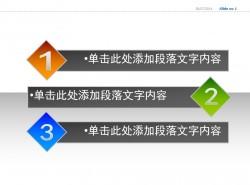 数字符号三部分说明PPT素材下载