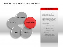 SMART原则之可达成性PPT模板下载