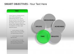 SMART原则之时限性PPT模板下载