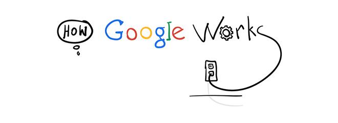 超强手绘PPT:Google 是如何运作的?