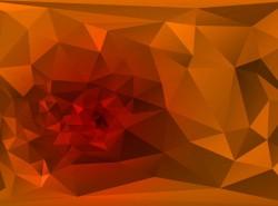 高清晰时尚低多边形PPT背景图打包分享(第一弹-7张)