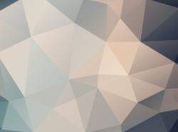 高清晰时尚低多边形PPT背景图打包分享(第四弹-26张)