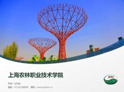 上海农林职业技术学院PPT模板下载