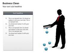 商业清洁之清除PPT素材下载