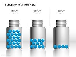 药剂三部分PPT素材下载