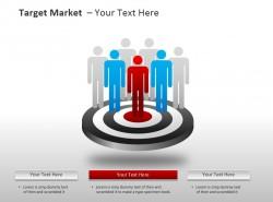 目标市场之消费者PPT模板下载