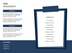 任务清单PPT素材下载