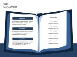 任务管理进程PPT素材下载