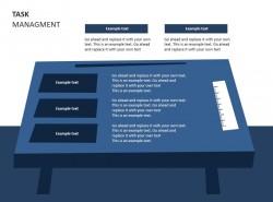 任务管理PPT素材下载