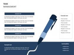 任务管理之笔记PPT素材下载