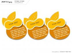 水果果实PPT模版下载