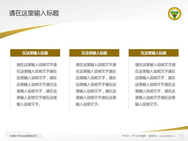 东南大学PPT模板下载_幻灯片预览图8