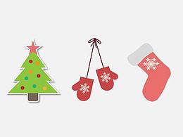 三分钟教程(177):圣诞装饰PPT教程
