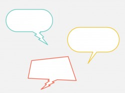 一大波对话框气泡PPT素材打包下载