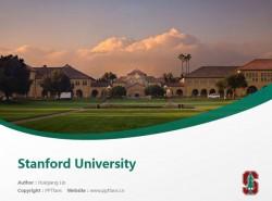 Stanford University powerpoint template download | 斯坦福大学PPT模板下载