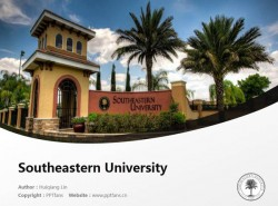Southeastern University powerpoint template download | 东南大学PPT模板下载