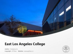 East Los Angeles College powerpoint template download | 东洛杉矶学院PPT模板下载