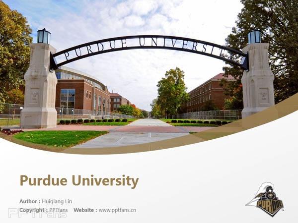 purdue university powerpoint template download
