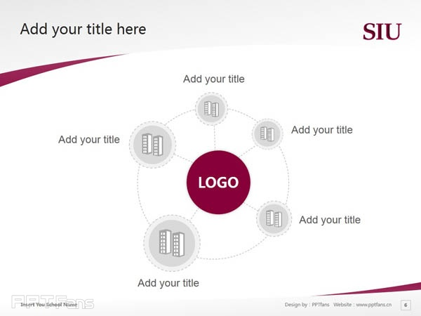 Southern Illinois University-Carbondale powerpoint template download | 南伊利诺斯大学卡本代尔分校PPT模板下载_slide7