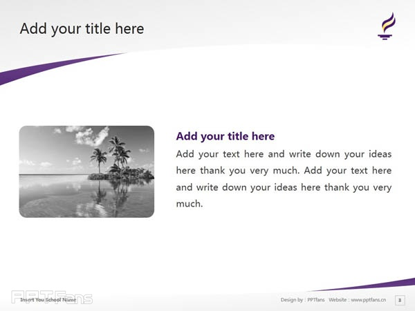 Minnesota State University, Mankato powerpoint template download | 明尼苏达州立大学曼卡托分校PPT模板下载_slide4