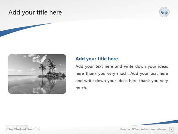 Wheelock College powerpoint template download | 惠洛克学院PPT模板下载_slide3