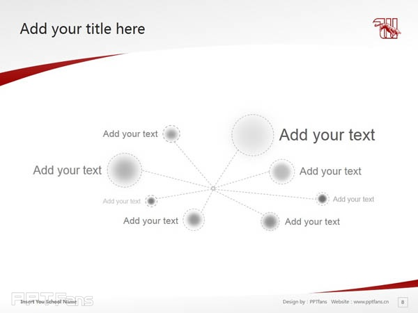 Wittenberg University powerpoint template download | 威腾堡大学PPT模板下载_slide9