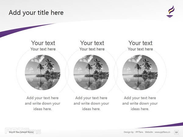 Minnesota State University, Mankato powerpoint template download | 明尼苏达州立大学曼卡托分校PPT模板下载_slide14