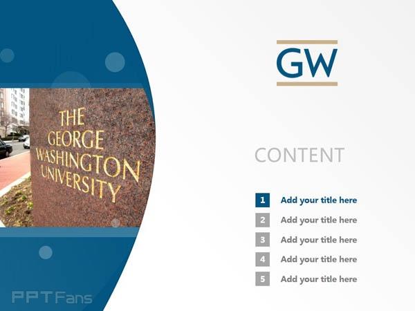 gwu presentation template – brettfranklin.co, Gwu Presentation Template, Presentation templates
