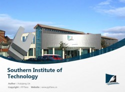 Southern Institute of Technology powerpoint template download | 南方理工学院PPT模板下载