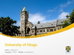 University of Otago powerpoint template download | 奥塔哥大学PPT模板下载