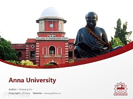 Anna University powerpoint template download | ?#26448;?#22823;学PPT模板下载