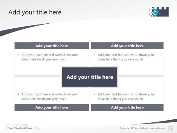 Royal Roads University powerpoint template download | 皇家路大学PPT模板下载_幻灯片预览图16