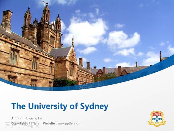 The university of sydney powerpoint template download ppt the university of sydney powerpoint template download pptslide0 toneelgroepblik Gallery