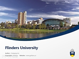 Flinders University powerpoint template download | 弗林德斯大學PPT模板下載