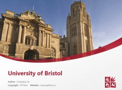 University of Bristol powerpoint template download | 布里斯托大学PPT模板下载